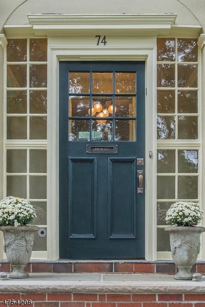 74 Christopher St, Montclair Twp., NJ 07042 (MLS #3425310) :: Keller Williams Midtown Direct