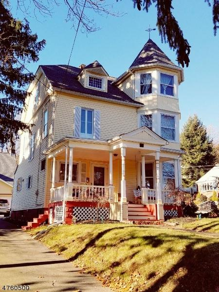 74 Mills St, Morristown Town, NJ 07960 (MLS #3432717) :: SR Real Estate Group