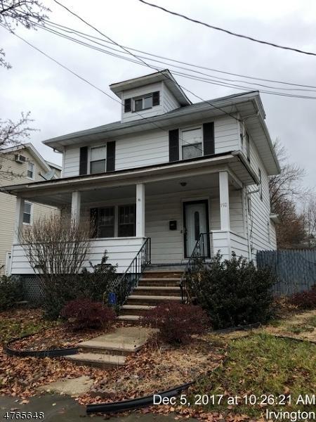 190 Laurel Ave, Irvington Twp., NJ 07111 (MLS #3435769) :: Keller Williams Midtown Direct