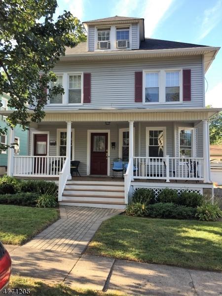 68 4th St, South Orange Village Twp., NJ 07079 (MLS #3440670) :: The Sue Adler Team