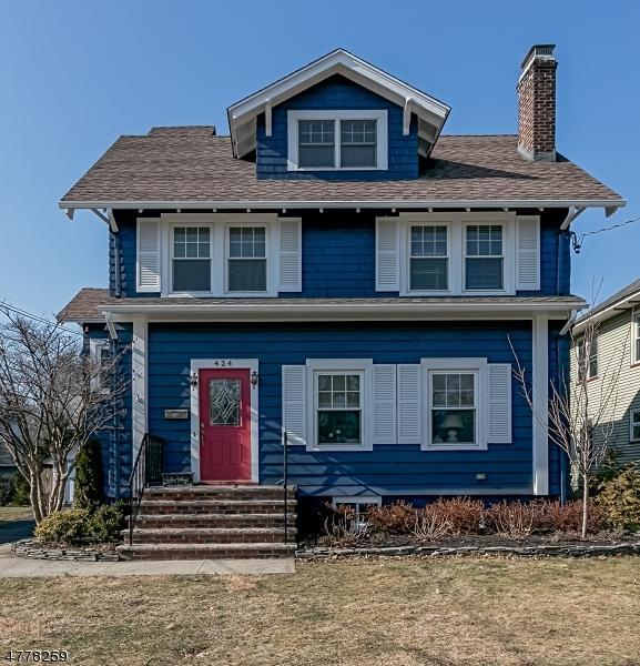 424 Everson Pl, Westfield Town, NJ 07090 (#3448463) :: Daunno Realty Services, LLC