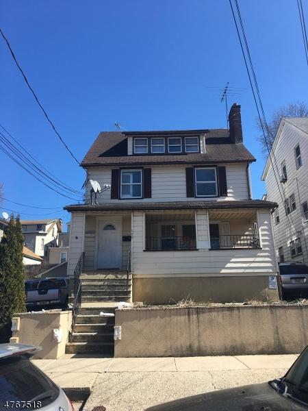 105 Manchester Pl #3, Newark City, NJ 07104 (MLS #3460614) :: SR Real Estate Group