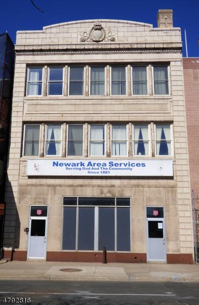 45 Central Ave, Newark City, NJ 07102 (MLS #3462110) :: William Raveis Baer & McIntosh