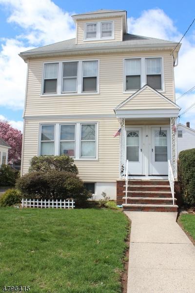 24 Dayton St, Elizabeth City, NJ 07202 (MLS #3463555) :: SR Real Estate Group