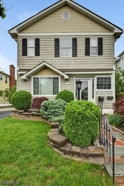 37 Ocean St, Millburn Twp., NJ 07041 (MLS #3472298) :: Zebaida Group at Keller Williams Realty