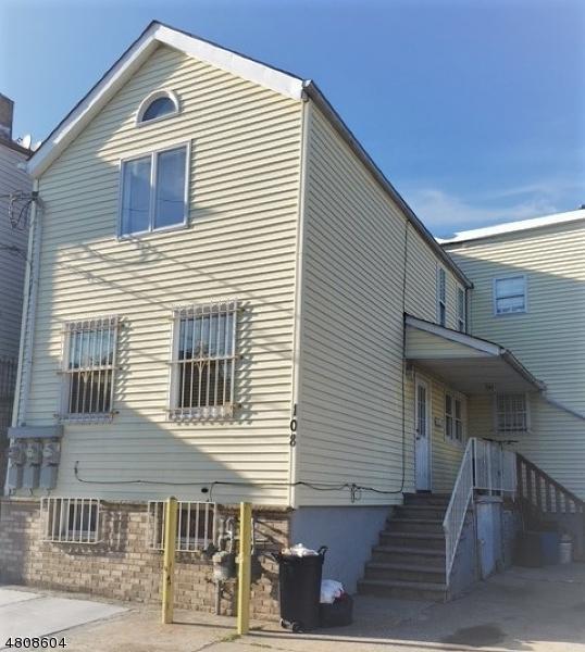 108 Pennington St, Newark City, NJ 07105 (MLS #3474760) :: William Raveis Baer & McIntosh