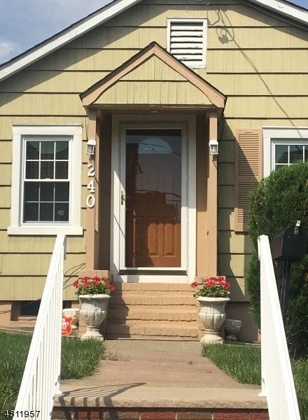 240 Burlington Ave, Paterson City, NJ 07502 (MLS #3477999) :: SR Real Estate Group