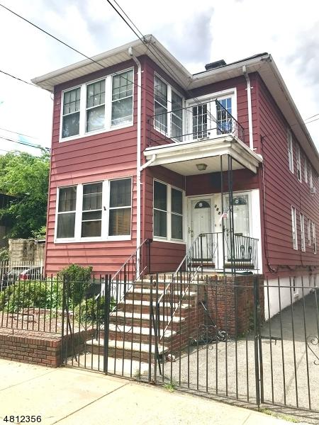 295 Leslie St, Newark City, NJ 07112 (MLS #3478352) :: William Raveis Baer & McIntosh