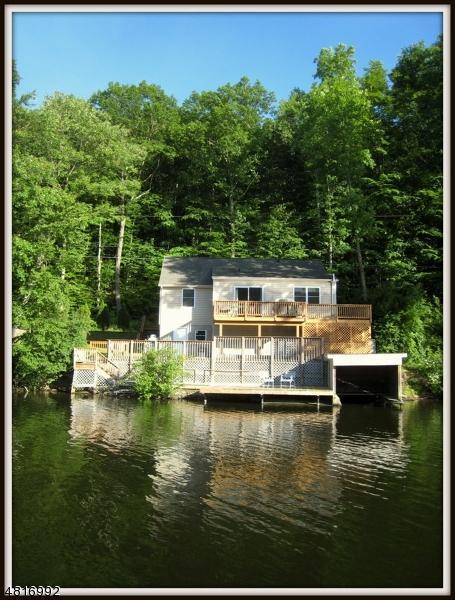 951 South Shore Terrace, Stillwater Twp., NJ 07860 (MLS #3482647) :: William Raveis Baer & McIntosh