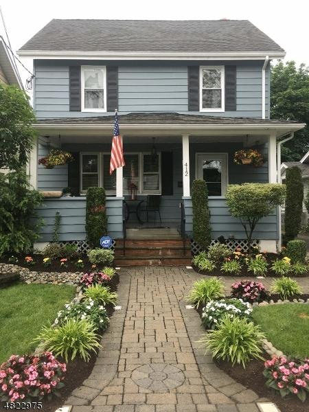412 Flanders Ave, Scotch Plains Twp., NJ 07076 (#3488218) :: Daunno Realty Services, LLC