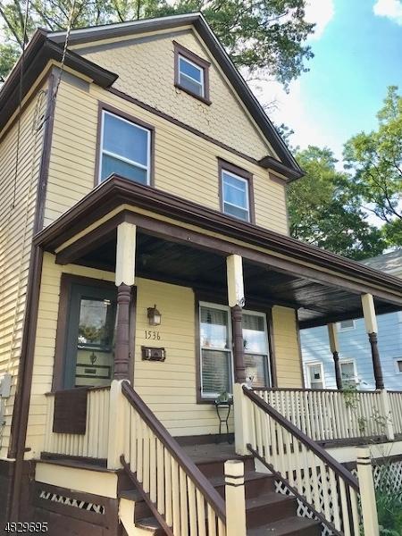 1536 Campbell St, Rahway City, NJ 07065 (MLS #3494420) :: The Dekanski Home Selling Team