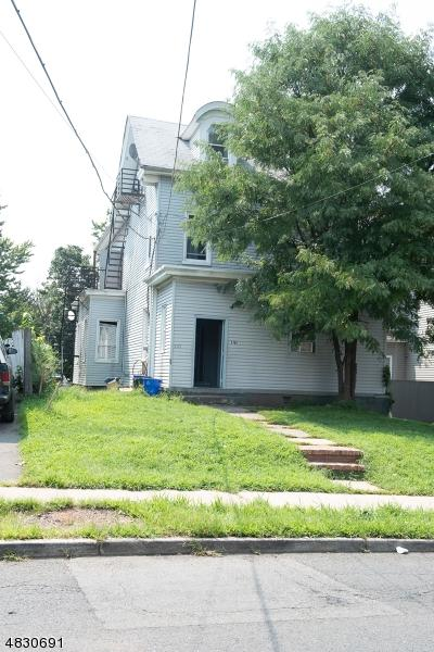146 Chilton St, Elizabeth City, NJ 07202 (MLS #3495343) :: Pina Nazario