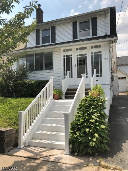 195 Overlook Ave, Belleville Twp., NJ 07109 (MLS #3508542) :: William Raveis Baer & McIntosh