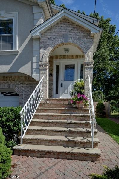 247 Millton Ave, Union Twp., NJ 07083 (MLS #3509723) :: The Dekanski Home Selling Team