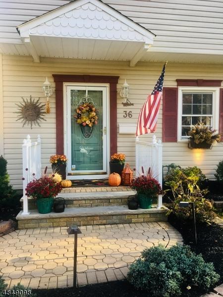 36 Alice Lane, Clark Twp., NJ 07066 (#3515040) :: Daunno Realty Services, LLC