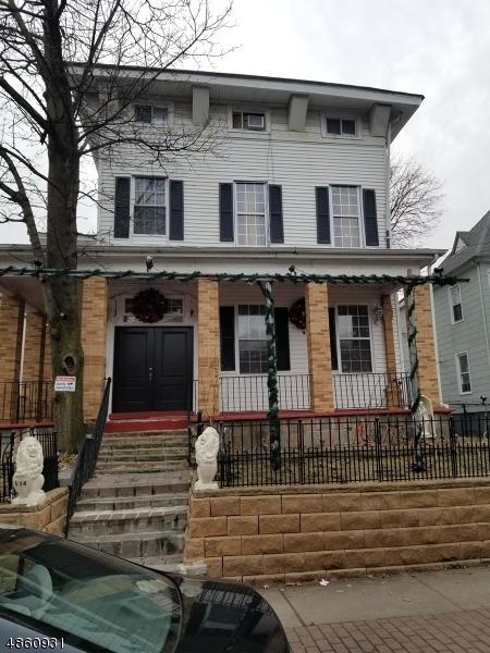 514 Morris Ave #3, Elizabeth City, NJ 07208 (MLS #3523339) :: The Debbie Woerner Team