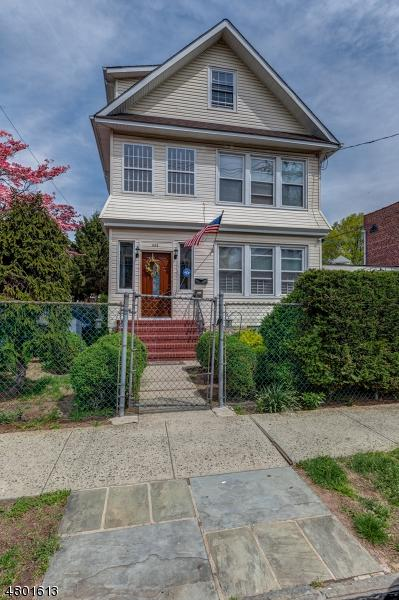 445 Pennington St, Elizabeth City, NJ 07202 (MLS #3523930) :: Pina Nazario