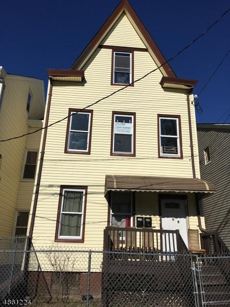 109 Warren St, Paterson City, NJ 07524 (MLS #3525483) :: William Raveis Baer & McIntosh