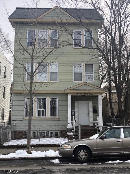 Address Not Published, Newark City, NJ 07103 (MLS #3530373) :: William Raveis Baer & McIntosh