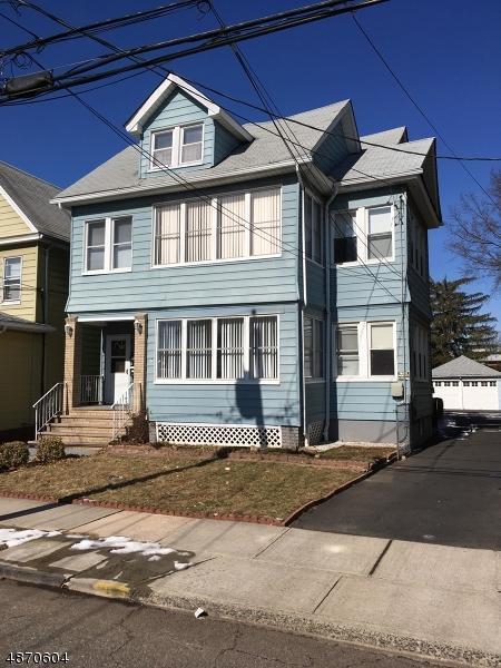 231 Vine St, Elizabeth City, NJ 07202 (MLS #3531820) :: The Sue Adler Team