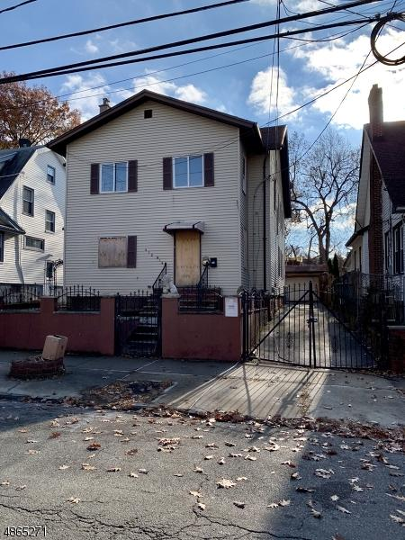 412 W 3Rd Ave, Newark City, NJ 07107 (MLS #3532048) :: Team Francesco/Christie's International Real Estate