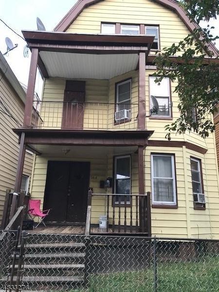 268 Chadwick Ave, Newark City, NJ 07108 (MLS #3532322) :: The Debbie Woerner Team