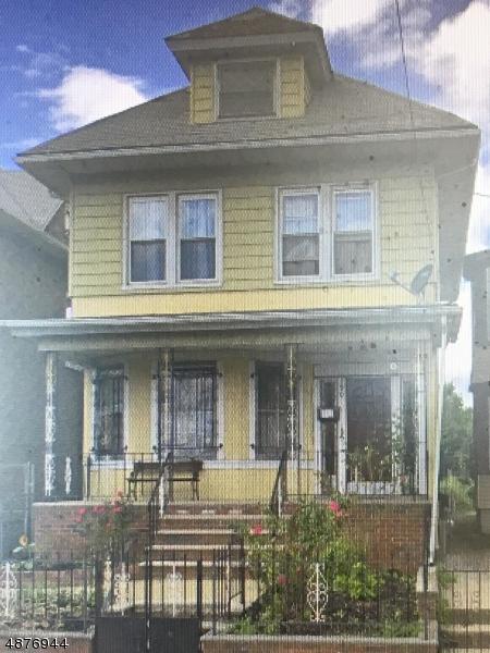 130 Reid St #2, Elizabeth City, NJ 07201 (MLS #3537658) :: The Debbie Woerner Team