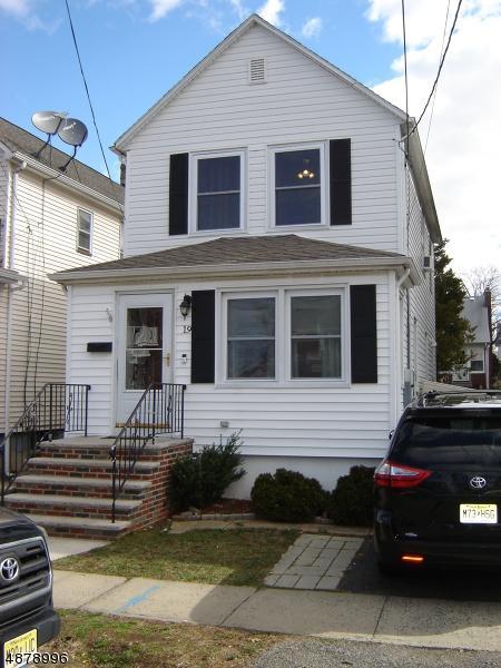 19 N 21St St, Kenilworth Boro, NJ 07033 (MLS #3539510) :: The Dekanski Home Selling Team