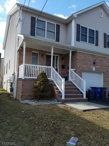 234 N 9Th St, Kenilworth Boro, NJ 07033 (MLS #3541295) :: The Dekanski Home Selling Team