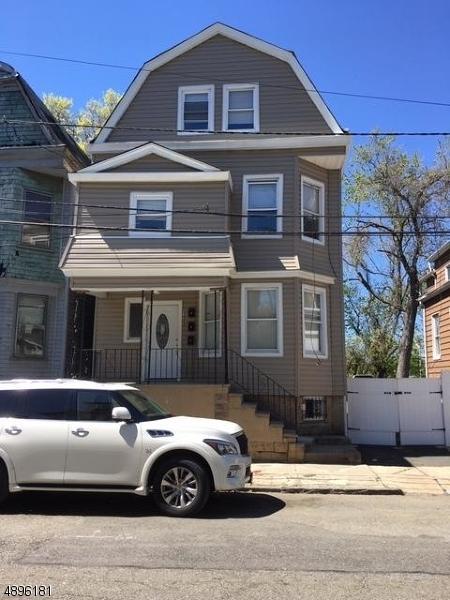 135 Hobson St, Newark City, NJ 07112 (MLS #3555515) :: The Sue Adler Team