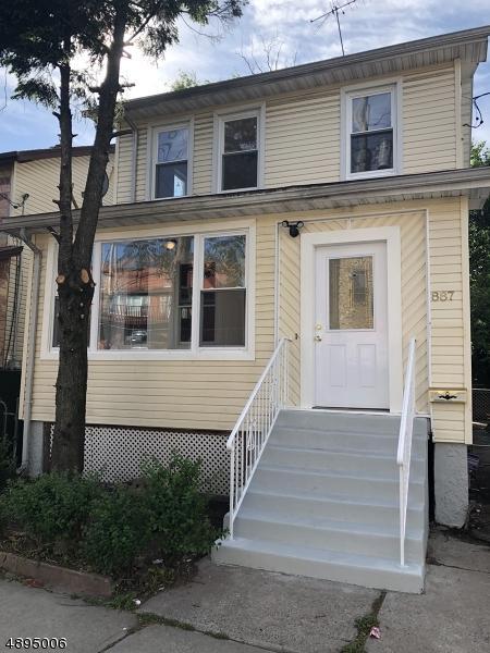 887 Stuyvesant Ave #1, Irvington Twp., NJ 07111 (MLS #3559863) :: The Debbie Woerner Team