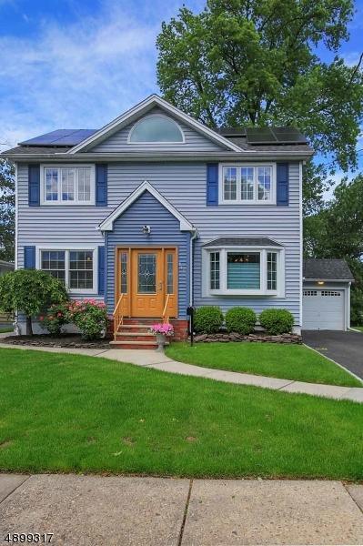 640 Myrtle Ave, Garwood Boro, NJ 07027 (MLS #3562727) :: The Dekanski Home Selling Team