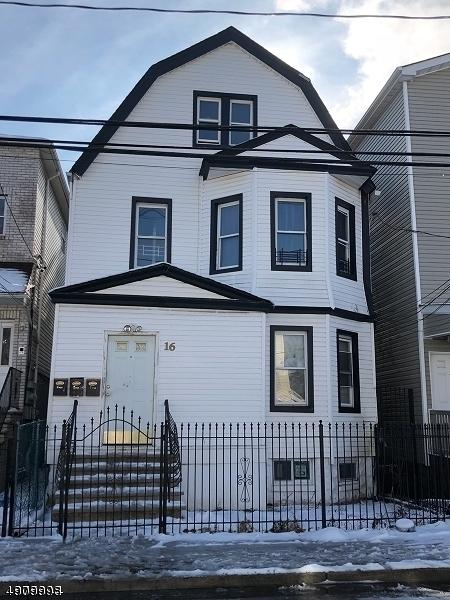 16 Willoughby St, Newark City, NJ 07112 (MLS #3568469) :: The Dekanski Home Selling Team