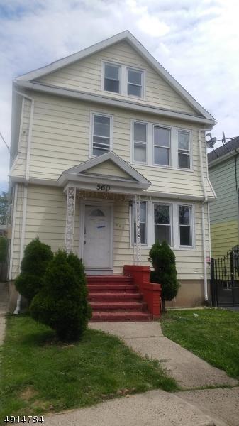 560 Maple Ave, Elizabeth City, NJ 07202 (MLS #3572925) :: Mary K. Sheeran Team