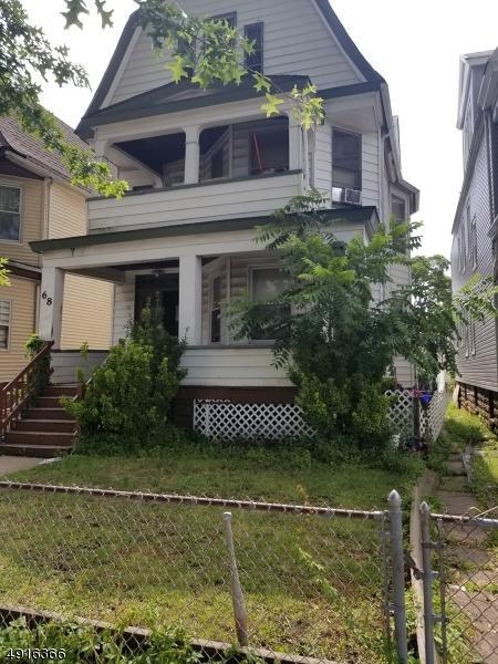 68 Sanford St, East Orange City, NJ 07018 (#3574378) :: Daunno Realty Services, LLC