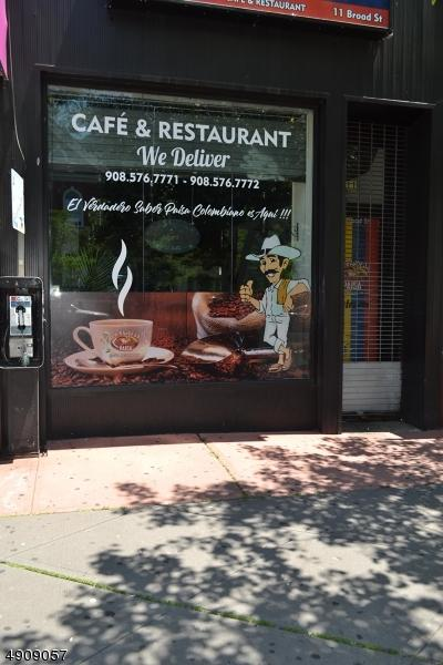 11 Broad St, Elizabeth City, NJ 07201 (MLS #3575193) :: Mary K. Sheeran Team
