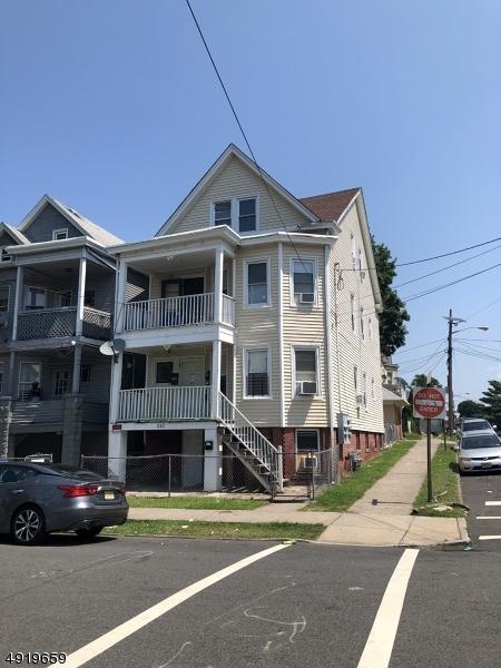 242 Temple St, Paterson City, NJ 07522 (MLS #3577384) :: The Sue Adler Team