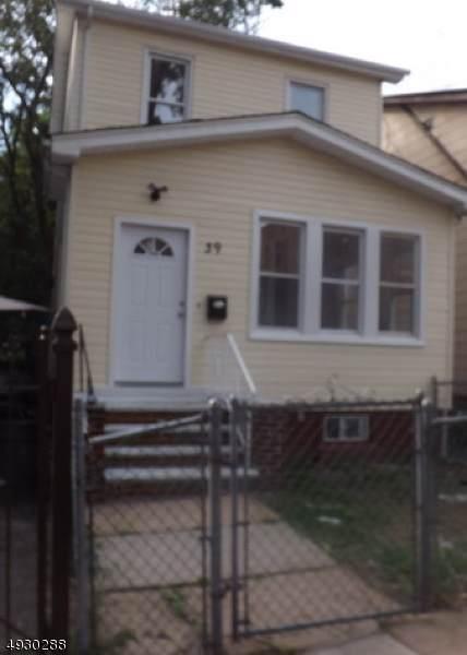 39 Rutgers St, Irvington Twp., NJ 07111 (MLS #3587068) :: REMAX Platinum