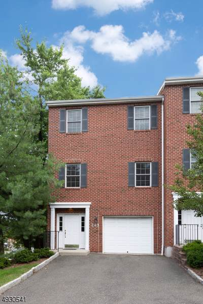 283 Pompton Ave #283, Cedar Grove Twp., NJ 07009 (MLS #3587338) :: REMAX Platinum