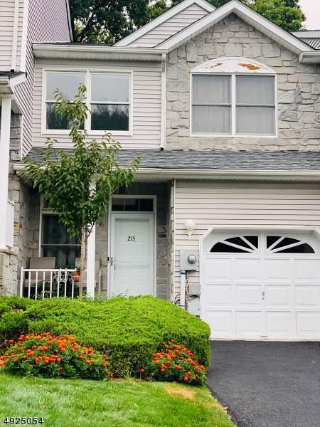 215 Summerhill Dr, Parsippany-Troy Hills Twp., NJ 07950 (MLS #3587622) :: The Dekanski Home Selling Team