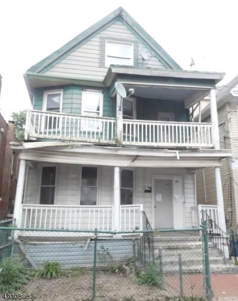 26 Martha Pl, Passaic City, NJ 07055 (#3587693) :: NJJoe Group at Keller Williams Park Views Realty