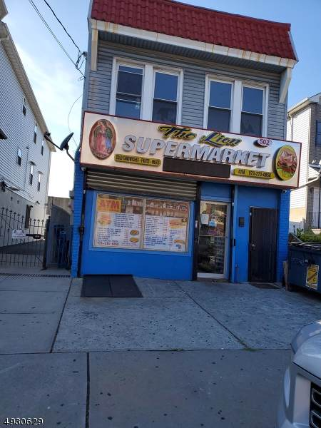 502 Irvine Turner Blvd, Newark City, NJ 07108 (MLS #3587955) :: Pina Nazario