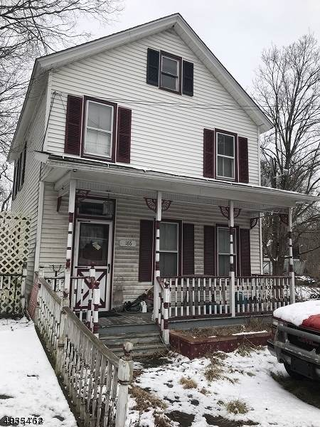 186 Main St, Andover Boro, NJ 07821 (MLS #3591944) :: SR Real Estate Group