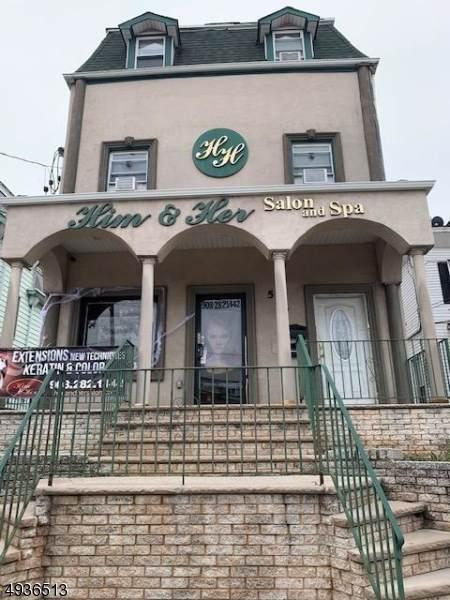 510 Morris Ave #3, Elizabeth City, NJ 07208 (MLS #3592994) :: Mary K. Sheeran Team