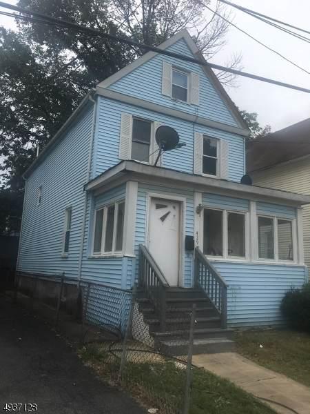 429 Orchard Pl, Plainfield City, NJ 07060 (#3593427) :: Daunno Realty Services, LLC