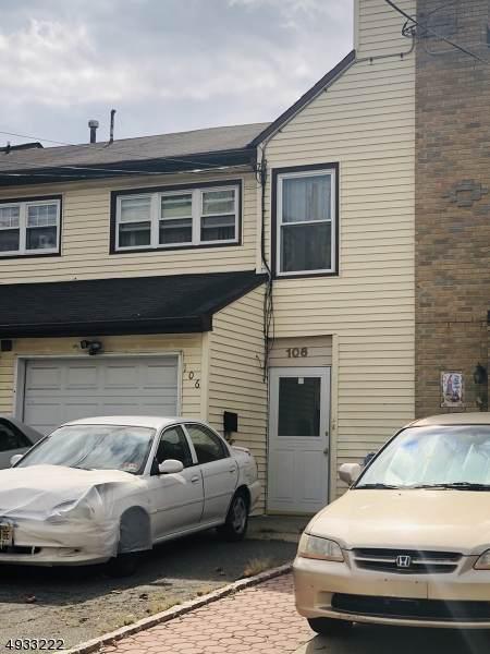 106 Clark Pl, Elizabeth City, NJ 07206 (MLS #3593804) :: The Dekanski Home Selling Team