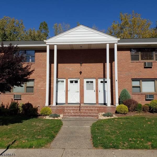 17 Colonial Dr F, Little Falls Twp., NJ 07424 (MLS #3594906) :: Mary K. Sheeran Team