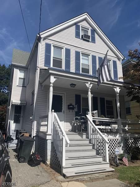 43 Whittingham Pl, West Orange Twp., NJ 07052 (MLS #3595282) :: William Raveis Baer & McIntosh