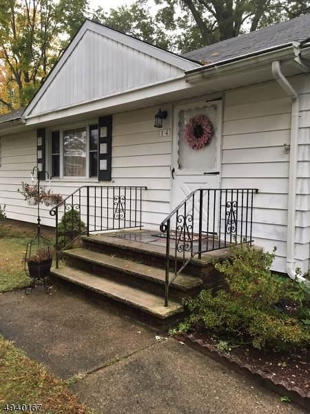 14 Alan Dr, Parsippany-Troy Hills Twp., NJ 07054 (MLS #3596576) :: Team Francesco/Christie's International Real Estate