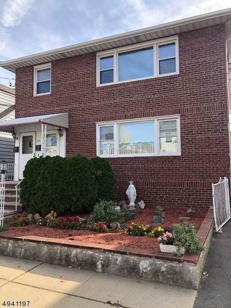 46 Eugene Pl, Belleville Twp., NJ 07109 (MLS #3597275) :: William Raveis Baer & McIntosh
